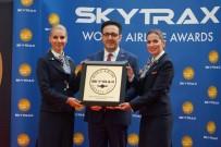 HAVAYOLU ŞİRKETİ - THY 2017 Skytrax Ödülleri'nde 4 Ödül Birden Aldı