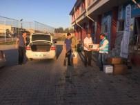 TÜGVA'dan 100 Aileye Gıda Yardımı