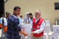 KUDÜS - Türk Kızılayı Gazze'de