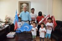 UYGUR TÜRKÜ - Türkistanlı Turan'dan Kula'ya Ziyaret