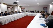 KÜLTÜR TURIZMI - TÜRSAB, Serhat İllerinin Turizmini Geliştirmek İçin Kolları Sıvadı