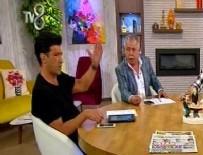 TV 8 - TV 8 canlı yayınında 'lan' kavgası