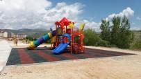 ÜMRANİYE BELEDİYESİ - Ümraniye Belediyesi Tunceli'ye Park Yapıyor