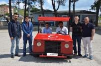 SINOP ÜNIVERSITESI - Üniversite Öğrencileri 2 Bin Liraya Otomobil Yaptı