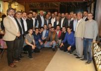 NURULLAH CAHAN - Uşak'ta AK Partili'ler Sahurda Buluştu