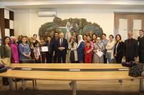 GİRİŞİMCİ KADIN - Uygulamalı Girişimcilik Eğitim Sertifikaları Verildi