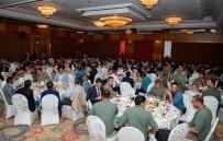 EMEKLİLİK - Vali Taşyapan, Güvenlik Korucularıyla İftar Yaptı