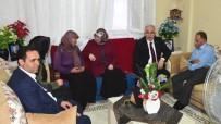 ŞEHİT POLİS - Vali Tuna İftarda Şehit Ailesine Konuk Oldu