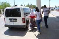 Yaralama Ve Cezaevi Firarisi Olan Kadın Yakalandı
