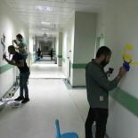 YAŞAR ERYıLMAZ - Yaşar Eryılmaz Devlet Hastanesi'nde Çocuklar İçin Yeni Bir Proje