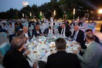 ATMOSFER - Yenimahalle Belediye Başkanı Fethi Yaşar EMSİAD'ın İftar Sofrasına Konuk Oldu