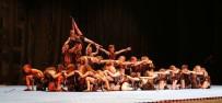 DANS GÖSTERİSİ - Yerelden Evrensele Dans Büyüledi