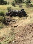 KAYACıK - Zırhlı Araç İle Otomobil Çarpıştı Açıklaması 5 Ölü, 5 Polis Yaralı