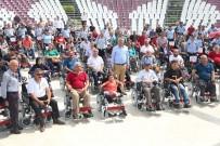 GÜNEŞLI - 120 Engelli Bireyin Çifte Bayramı