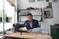 71 Yıllık Dikiş Makinesiyle Teknolojiye Meydan Okuyor