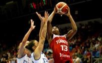 ÇEYREK FİNAL - A Milli Kadın Basketbol Takımı, Yarı Final İçin Yunanistan Karşısında