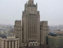YAZILI AÇIKLAMA - Rusya Dışişleri Bakanlığı, ABD'ye karşılık verileceğini duyurdu