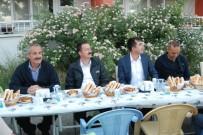 ARİF KARAMAN - Adilcevaz'da Güvenlik Güçleri Ve Muhtarlara İftar Yemeği Verildi