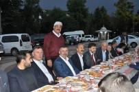 SERKAN YILDIRIM - AK Parti Bilecik Merkez İlçe Teşkilatı'ndan İftar