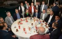 GRUP BAŞKANVEKİLİ - Aksaray Ziraat Odası Köy Muhtarlarıyla İftarda Buluştu