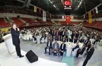 ESNAF ODASI - Akyürek Açıklaması 'Birlikte Konya'yız Duygusuyla Çalışıyoruz'