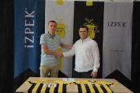İMZA TÖRENİ - Aliağa FK'ya Yeni Sponsor
