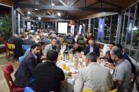 MIMARSINAN - Anadolu Gençlik Derneği Kayseri Şubesi MGV Vefa Gecesi Düzenledi