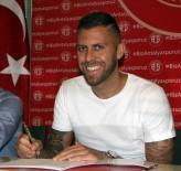 ANTALYASPOR - Antalyaspor'da Jeremy Menez İmzaladı