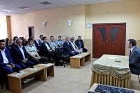 ÖĞRETMENEVI - Araç'ta Asayiş Toplantısı Gerçekleştirildi
