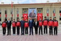 ESKIŞEHIR OSMANGAZI ÜNIVERSITESI - Atatürk'ün Eskişehir'e Gelişinin 97. Yılı