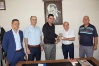 ERDEMIR - Aydın'da Mayıs Ayının Şoförü Ödülünü Aldı
