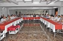AHMET GENCER - Aydın Ve Milletvekilleri Gölbaşı'nda Yatırımları Konuştu