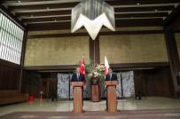SOSYAL GÜVENLIK - Bakan Çavuşoğlu'nun Japonya Ziyareti
