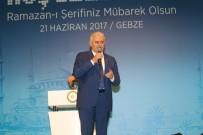 ORGANİZE SANAYİ BÖLGESİ - Başbakan Yıldırım Açıklaması 'Yolları Böleriz Ama Türkiye'yi Böldürtmeyiz'