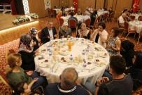 EMNİYET TEŞKİLATI - Başkan Çelikcan Şehit Aileleri İle İftarda Buluştu