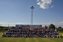 KARAALI - Başkan Çerçi, Minik Futbolcularla Buluştu