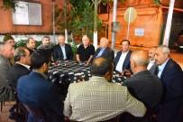 MUHABBET - Başkan Toltar'ın Teravih Buluşmaları Devam Ediyor