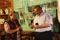 Başkan Uysal Ören Esnafını Ziyaret Etti