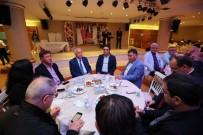 YENİMAHALLE BELEDİYESİ - Başkan Yaşar, Karslılarla İftar Yaptı