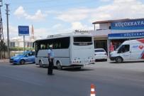 TOPLU TAŞIMA - Belek'te Turizm Araçları Denetleniyor
