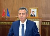 SÜLEYMAN ELBAN - Bilecik Valisi Süleyban Elban, Ağrı'ya Atandı