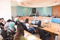 Büyükşehir Belediye Meclisi İmar Komisyonu 1/1000 Ölçekli İmar Planlarını Görüşüyor