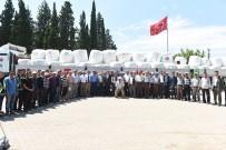 BELEDİYE MECLİS ÜYESİ - Büyükşehir Belediyesinin Çiftçiye Desteği Sürüyor