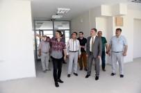 YENİ MALATYASPOR - Büyükşehir'den Evkur Yeni Malatya Spor'a Tesis Desteği