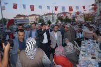 TEMEL ATMA TÖRENİ - Büyükşehir'den Korkuteli Alt Yapısına 3 Yılda 75 Milyonluk Yatırım