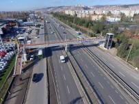 ALI HAYDAR - Çayırova'ya Yeni Yaya Köprüsü