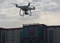 TRAFİK POLİSİ - Çorum'da Trafik Denetimleri Drone İle Yapılacak