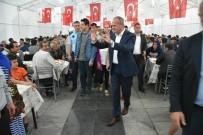 BELEDİYE MECLİS ÜYESİ - Düzce Belediye Başkanı Mehmet Keleş Orucunu Çadırda Açtı