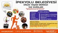 İPEKYOLU - Erçek Yaşam Merkezi Faaliyete Başlıyor