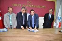 TOPLU İŞ SÖZLEŞMESİ - Erciş Belediyesi'nde Toplu İş Sözleşmesi